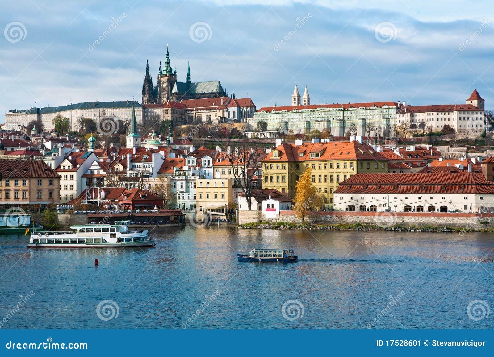 Prag castle