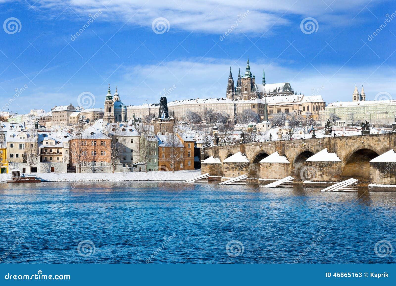 Prag-Schloss und Charles-Brücke, Prag (UNESCO), tschechisches republi