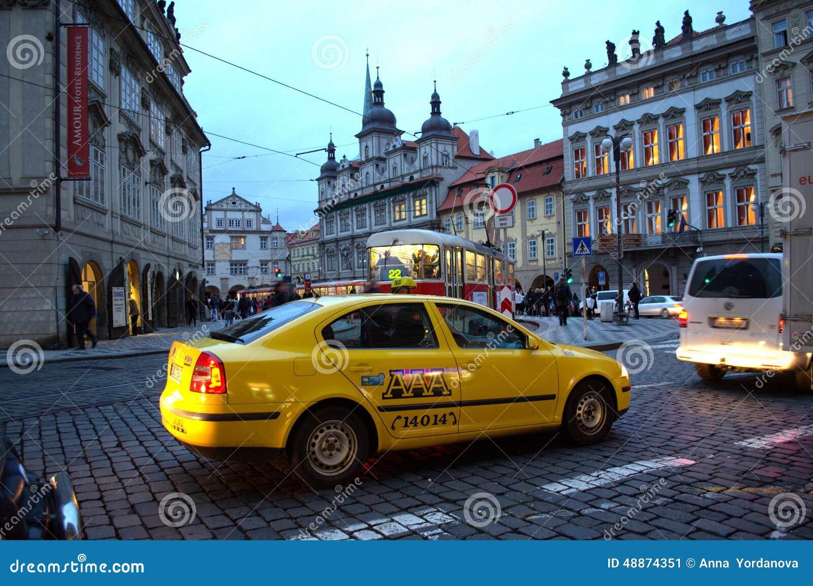 Prag-Verkehr