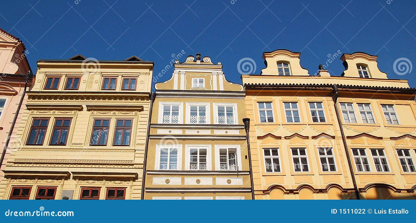Praga przednie