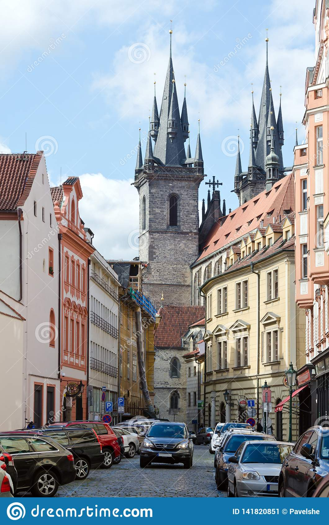 Praga, republika czech