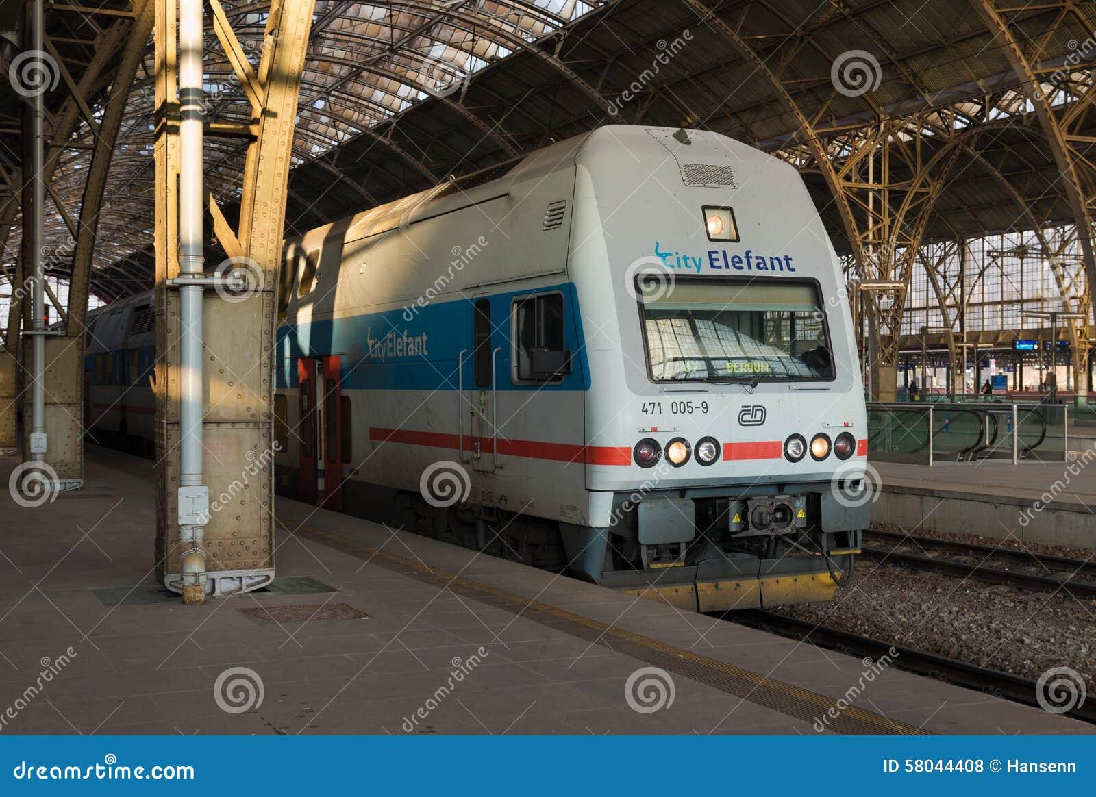 Praga stacja kolejowa