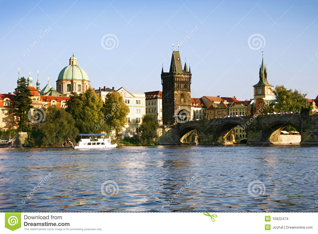 Prague stock images image 10922474 for Where is prague near