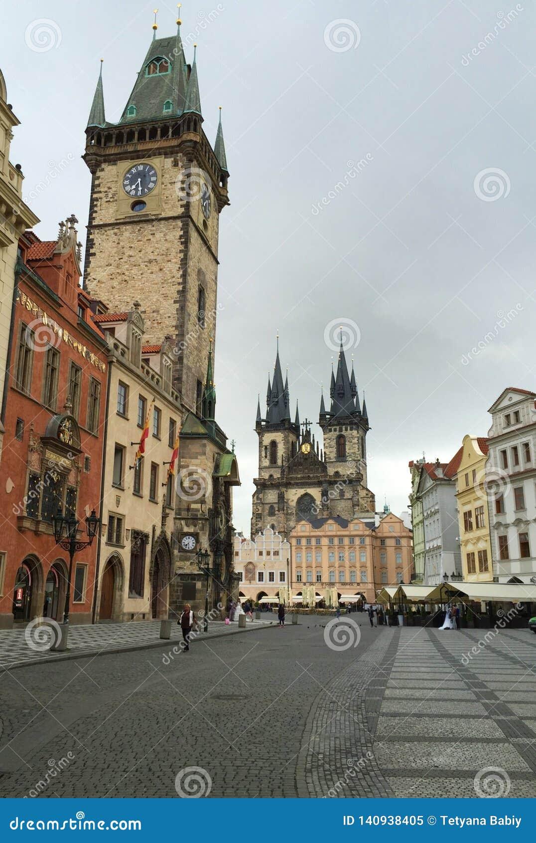 Prague République tchèque datant