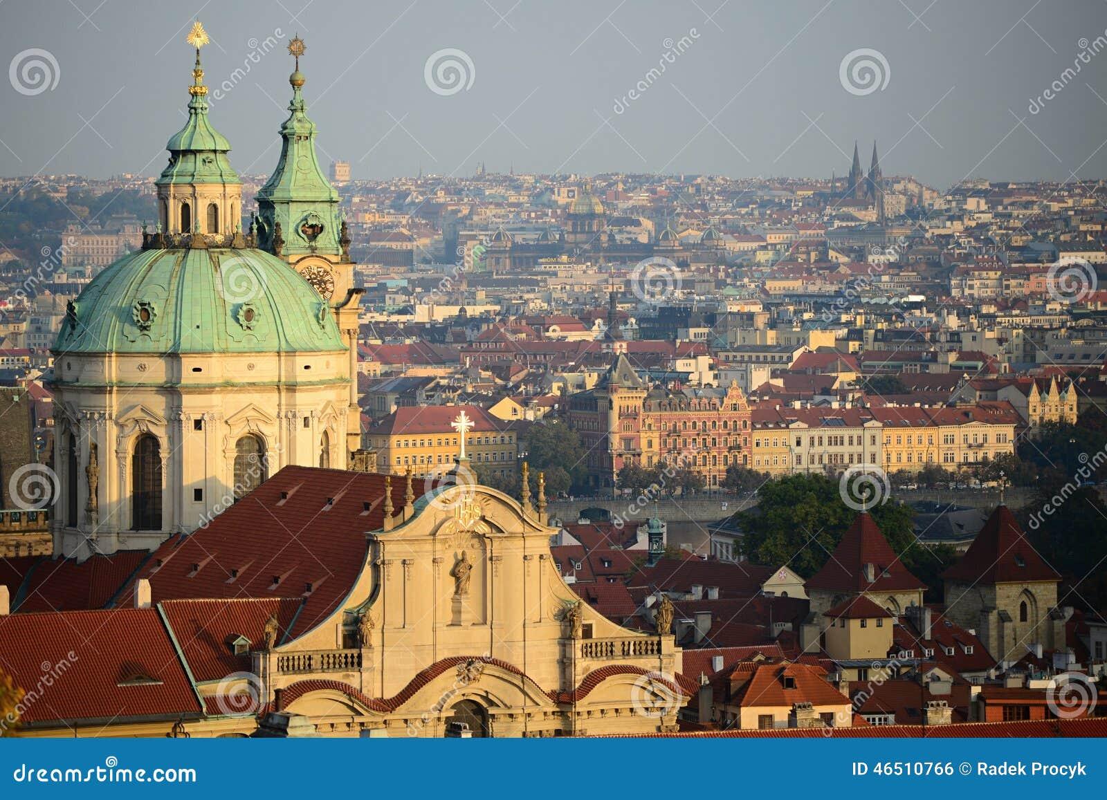 Prague city center stock photo image 46510766 for Prague center