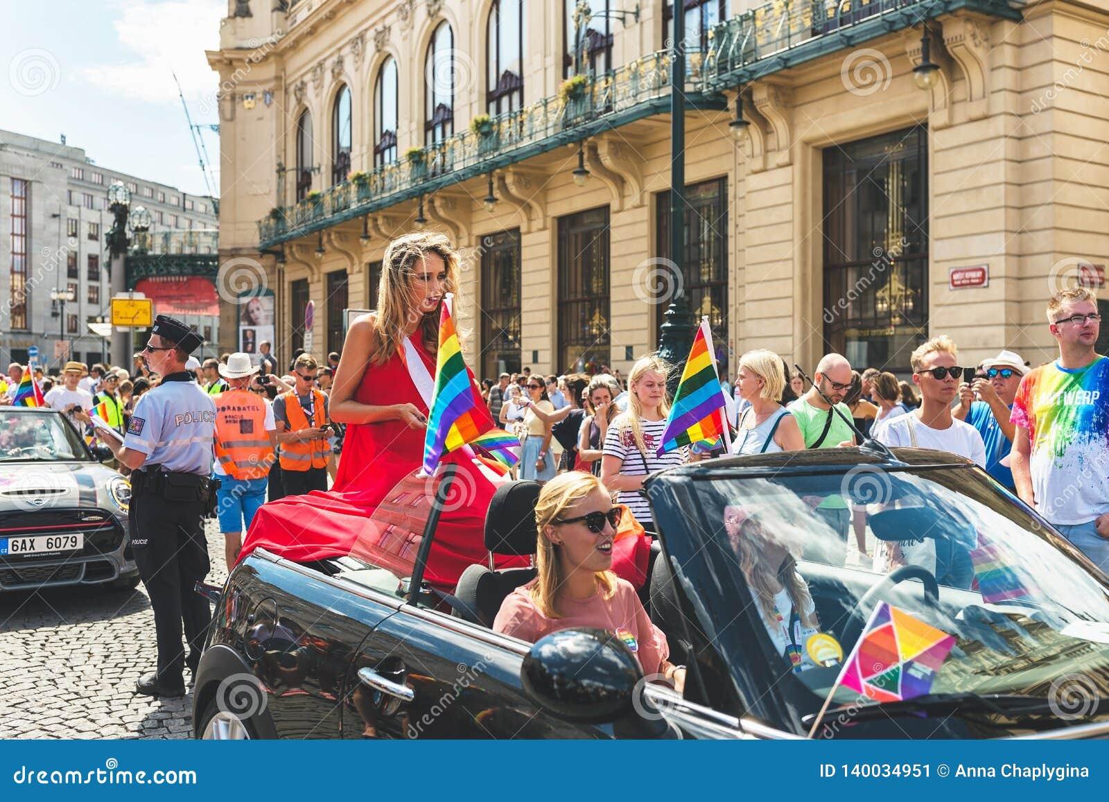 Prague gay pride