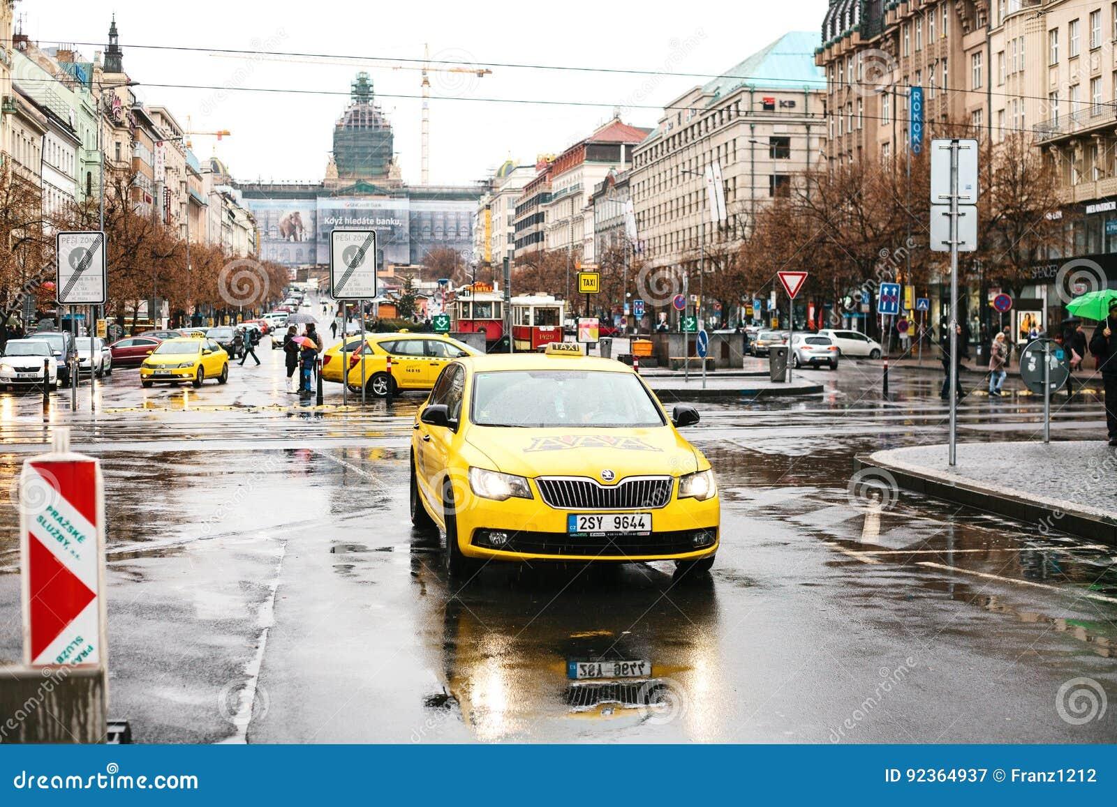 24 czech taxi Single czech