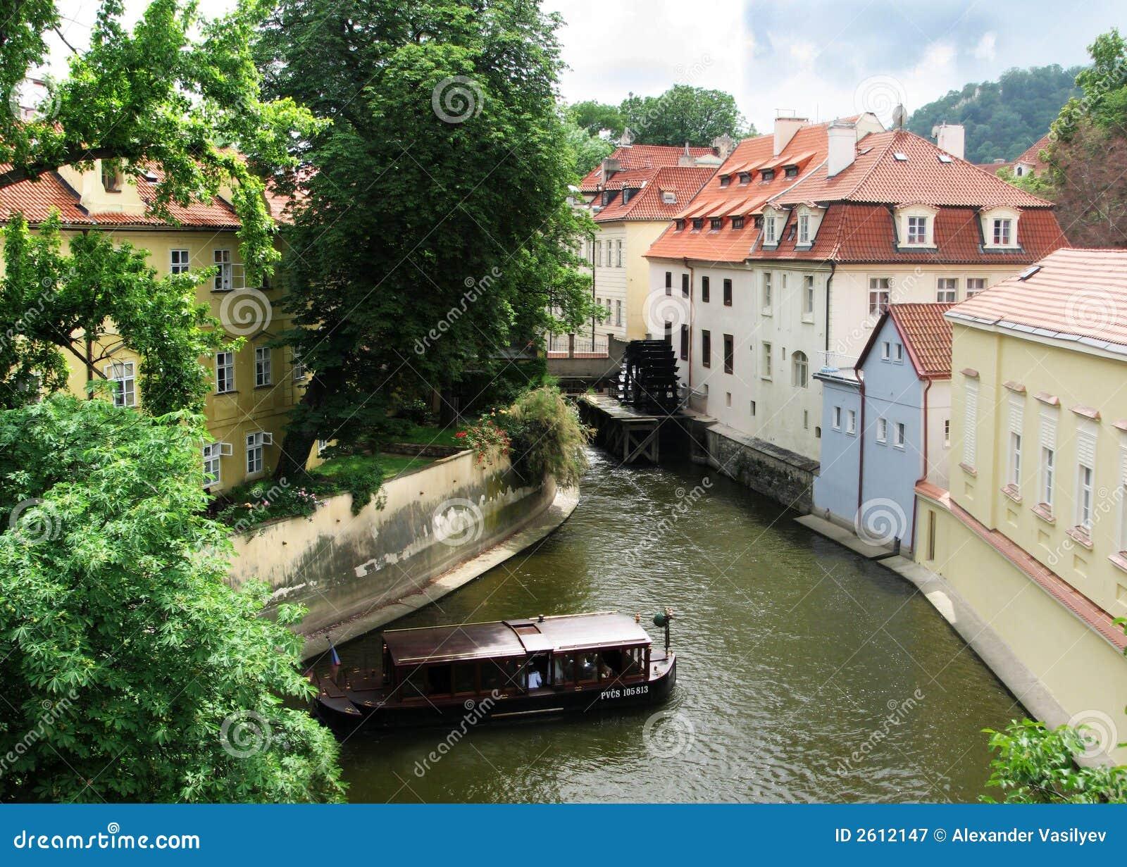 Prague panorana