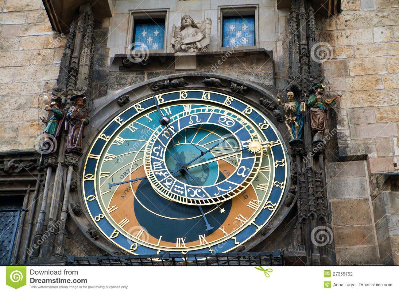 Prague s Astronomical Clock