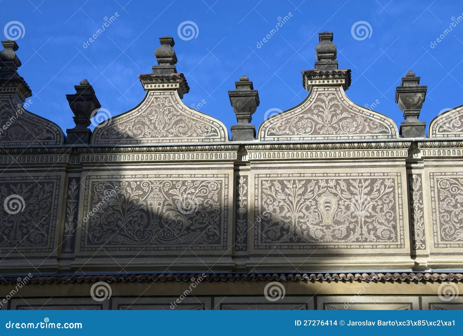 Prague slott