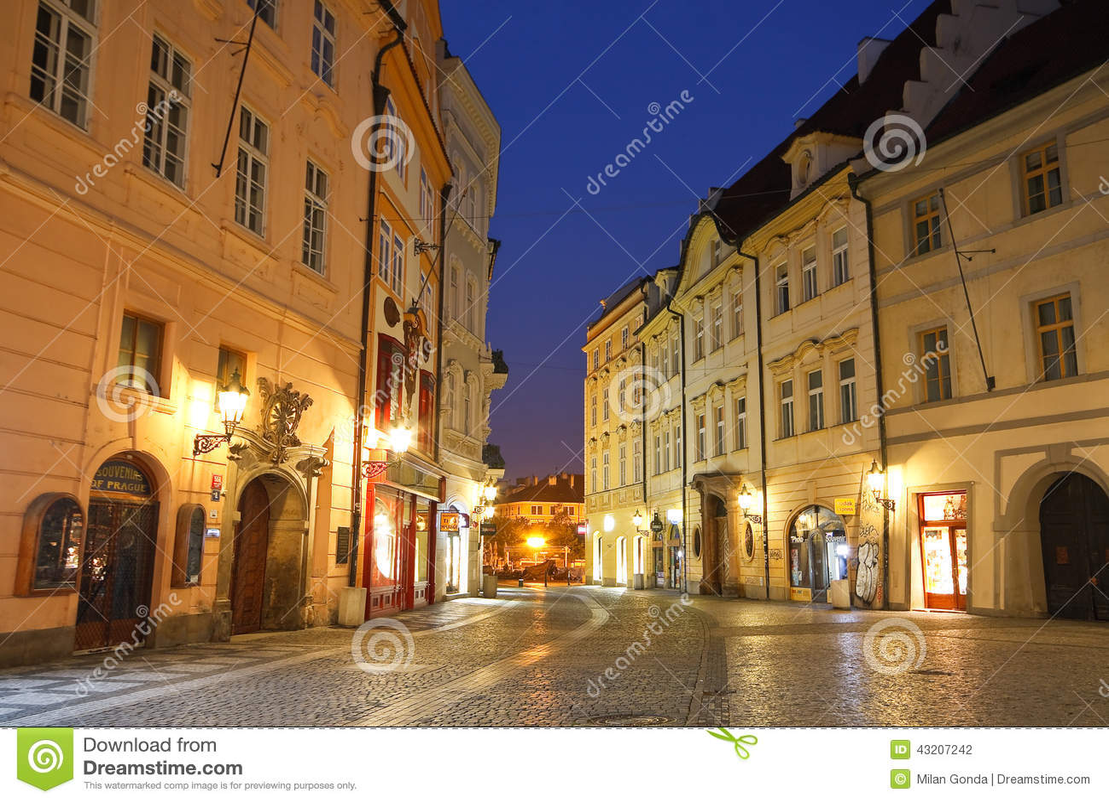 Download Prague tjeckisk republik redaktionell arkivbild. Bild av stad - 43207242