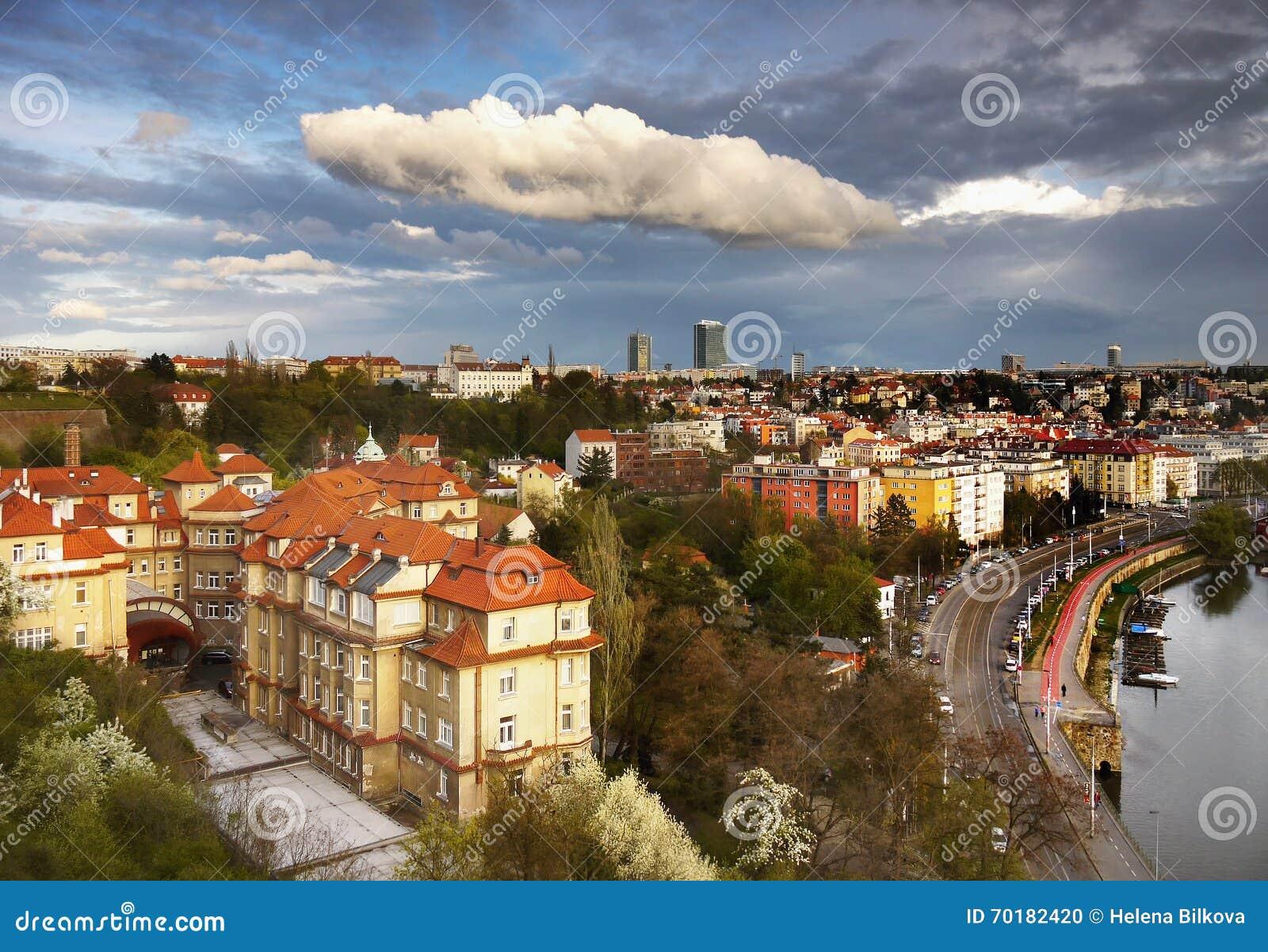 Prague tjeckisk republik
