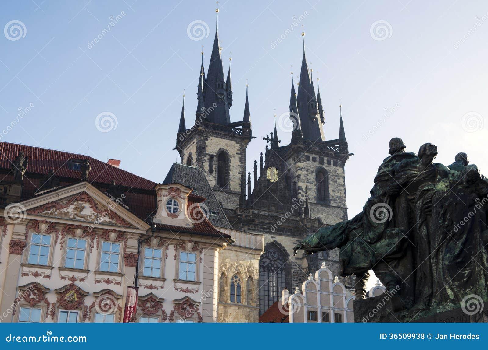 Prague Tyn