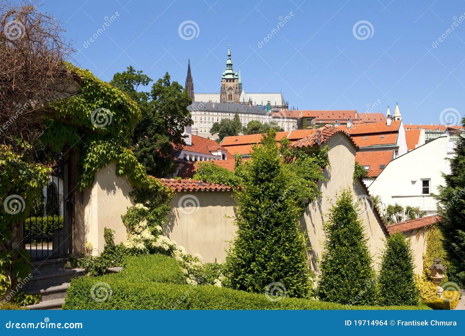 vrtba garden prague czech - photo #17