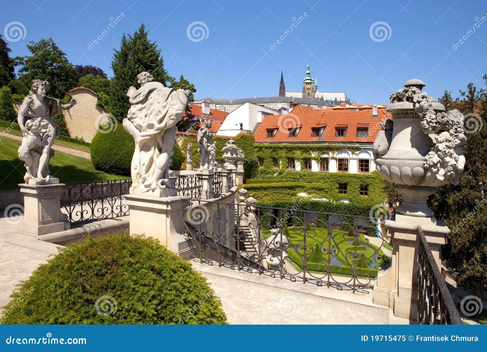 vrtba garden prague czech - photo #10