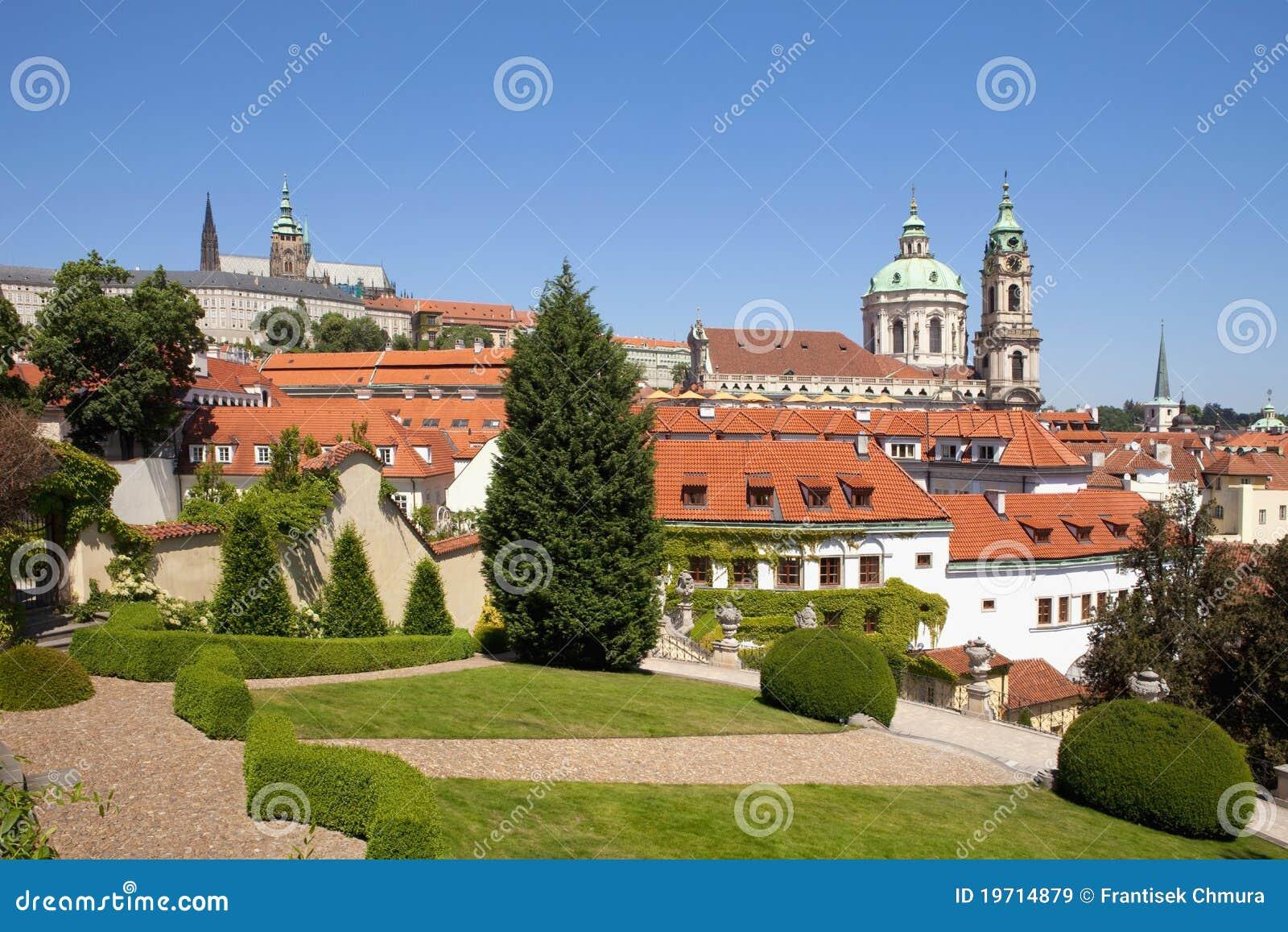 vrtba garden prague czech - photo #6