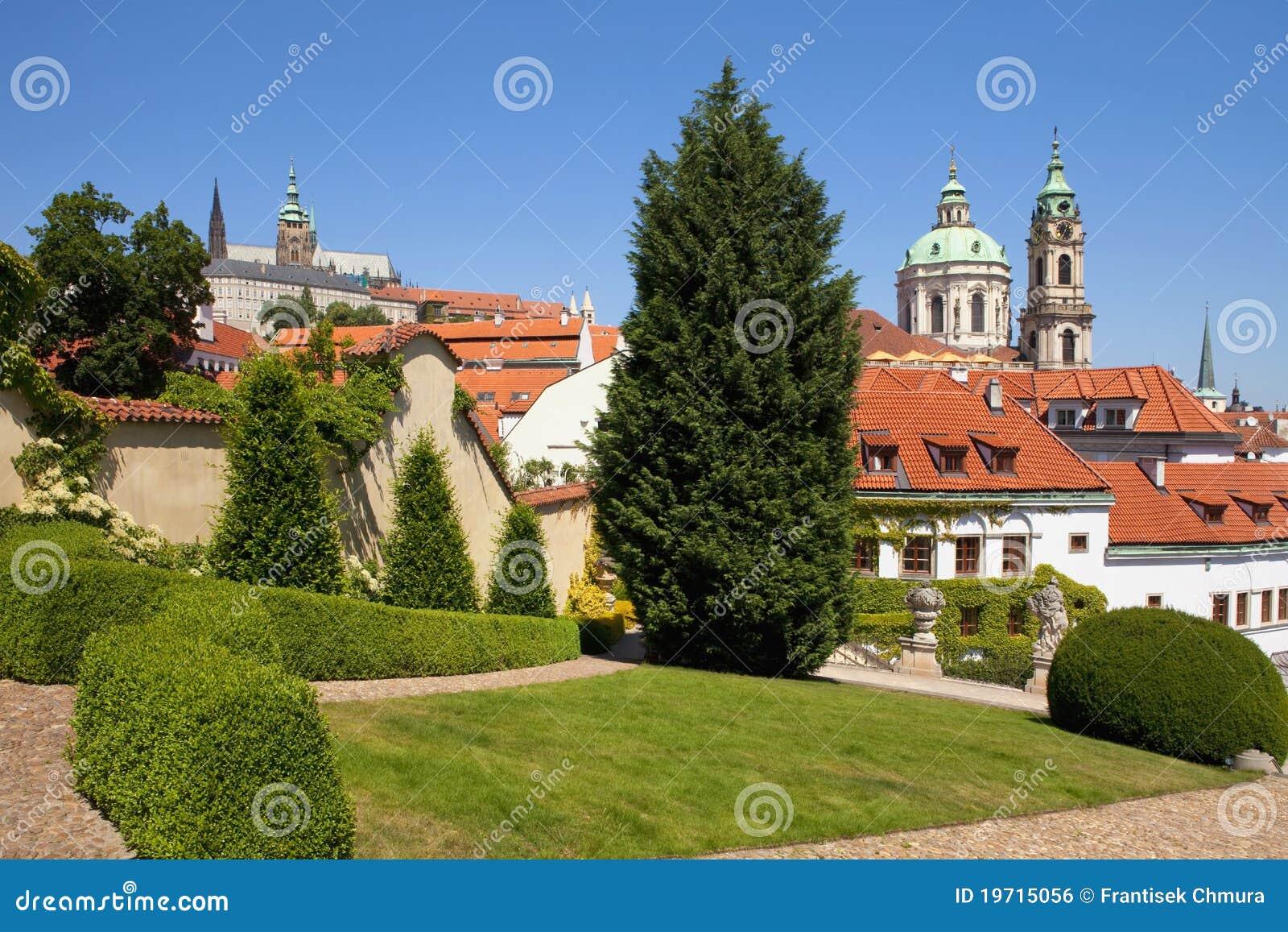 vrtba garden prague czech - photo #15