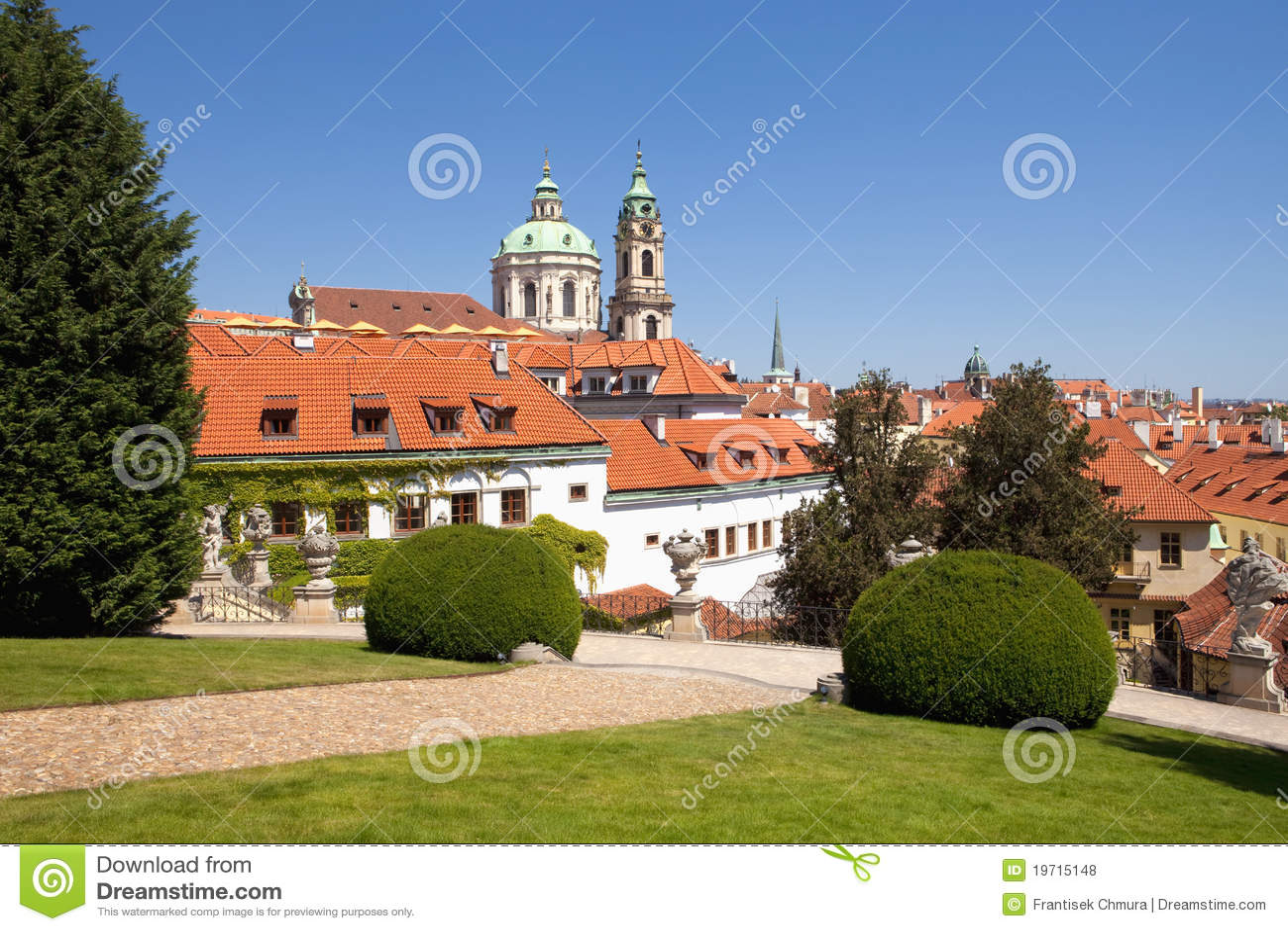 vrtba garden prague czech - photo #4