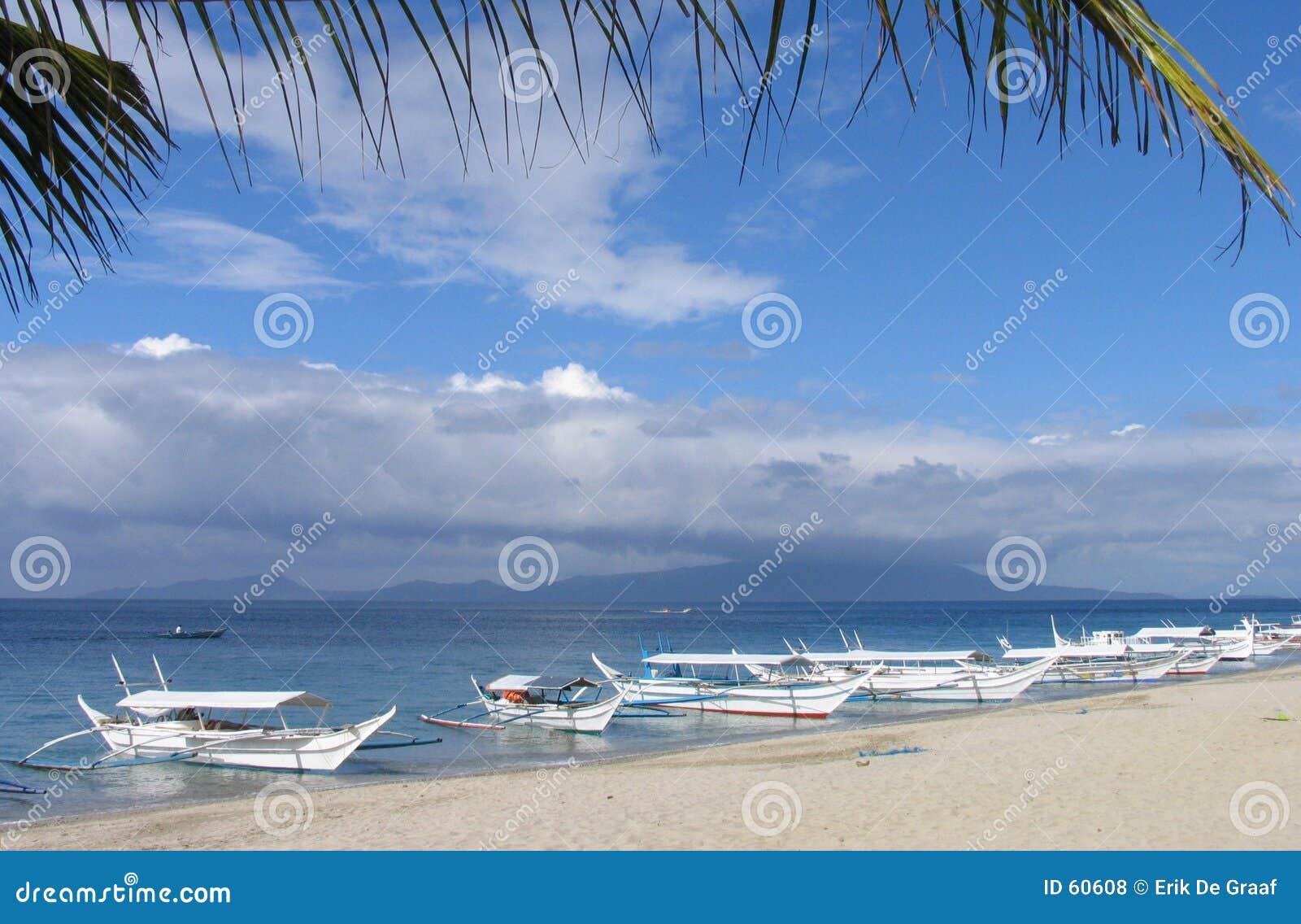 A praia 7