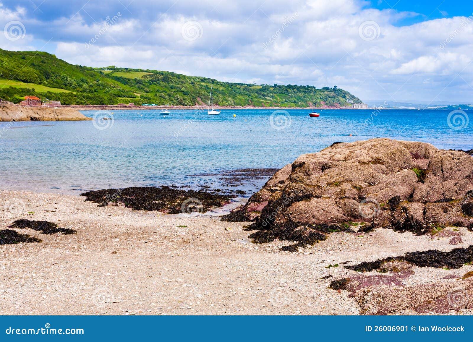 Praia Cornualha de Cawsand