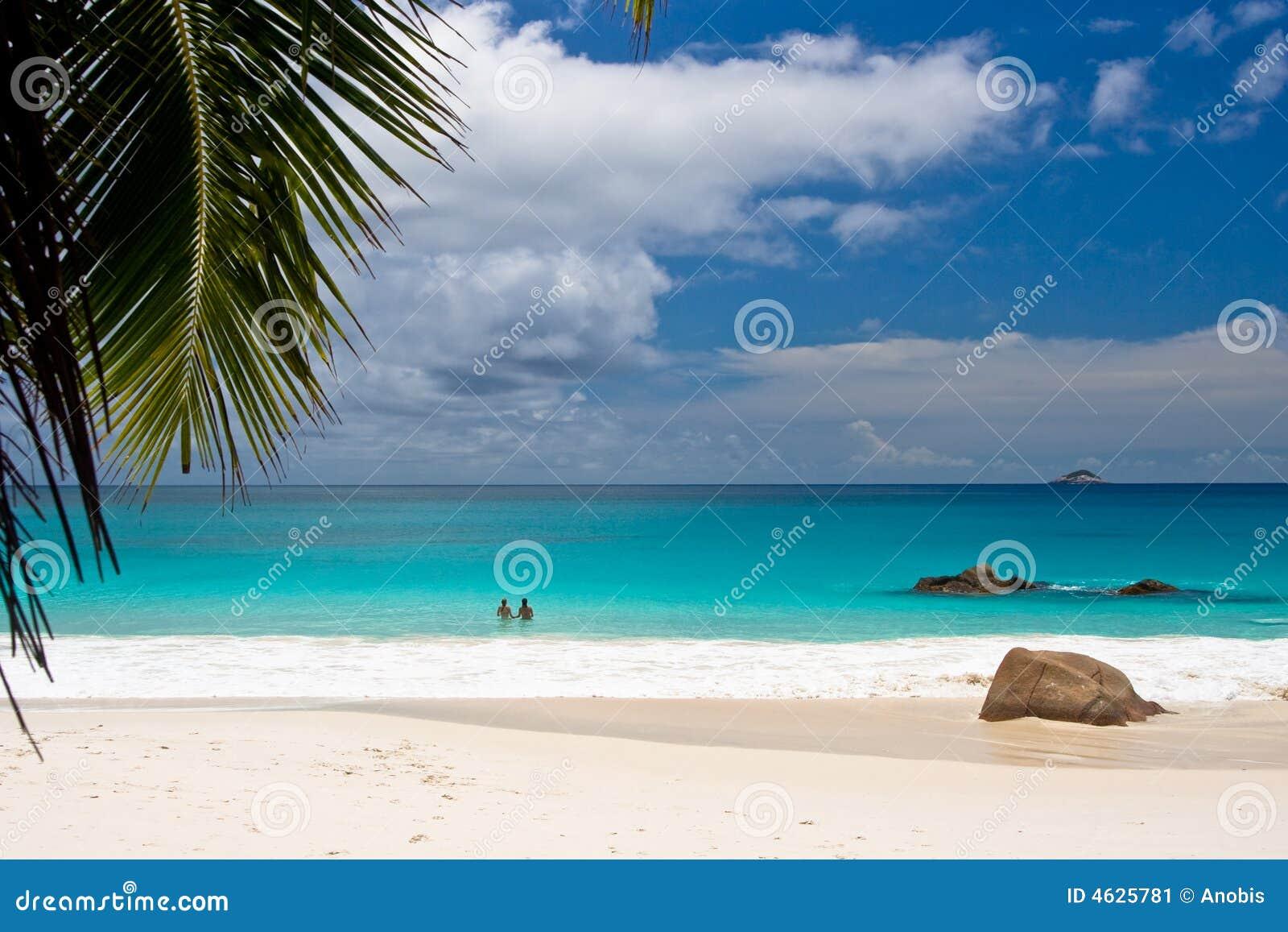 Praia de AnseLanzio