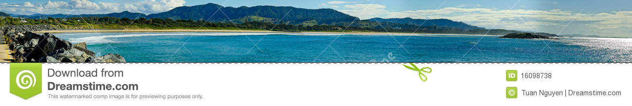 Praia de Coffs Harbour