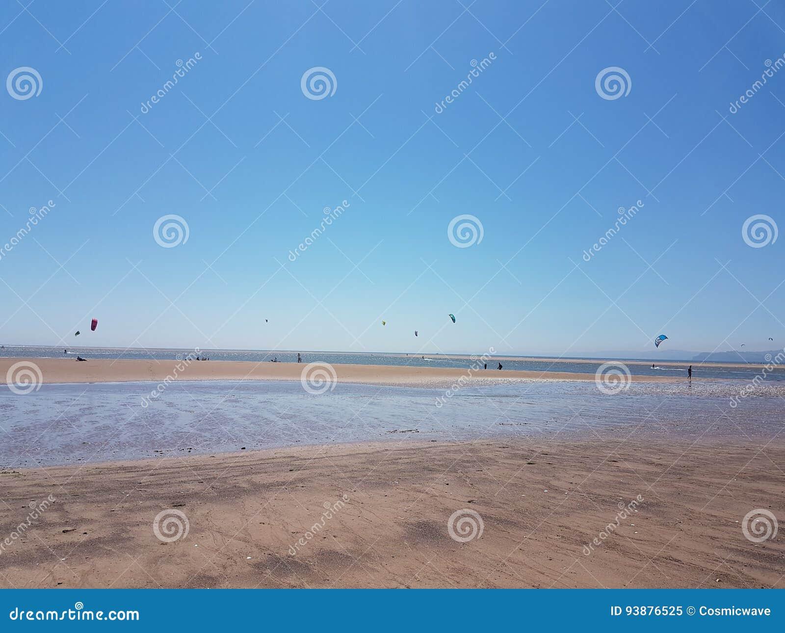 Praia de Exmouth