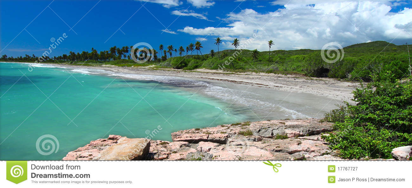 Praia de Guanica - Puerto Rico
