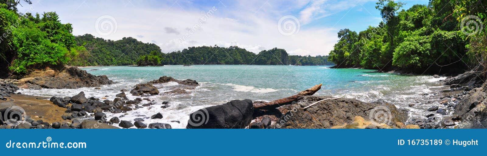 Praia de Manuel Antonio, Costa-Rica