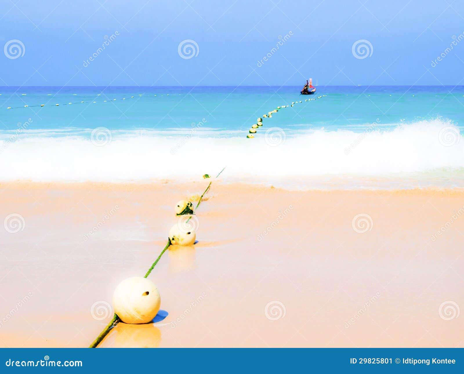 Praia de Patong na ilha de phuket, Tailândia