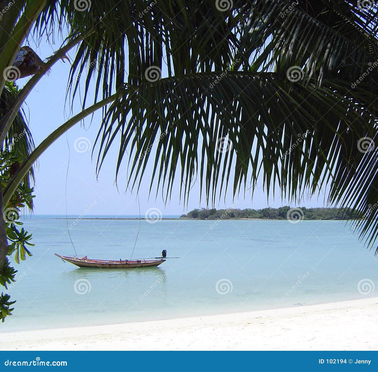 Praia de Tailândia
