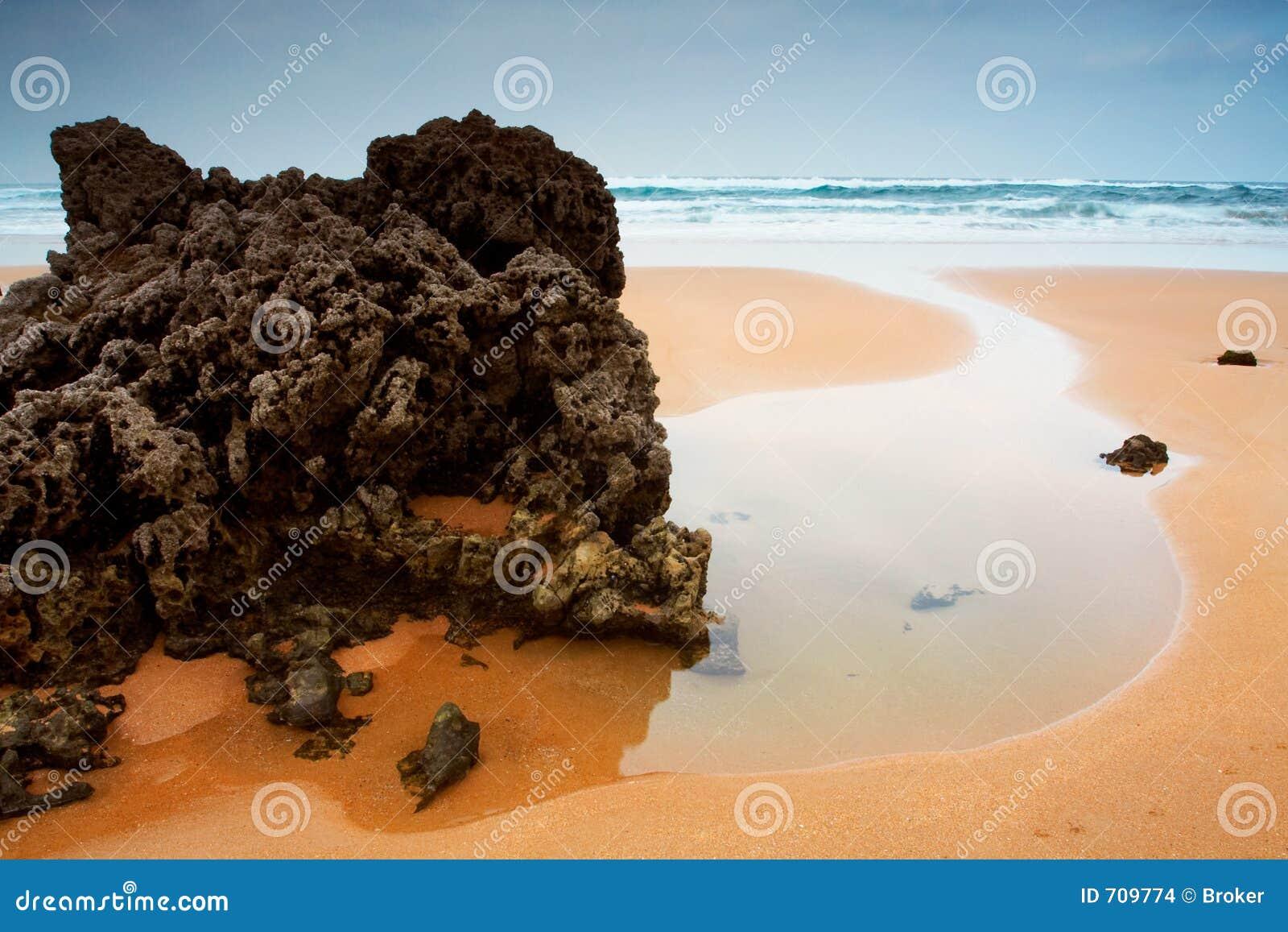 Praia de Valdearenas. Spain
