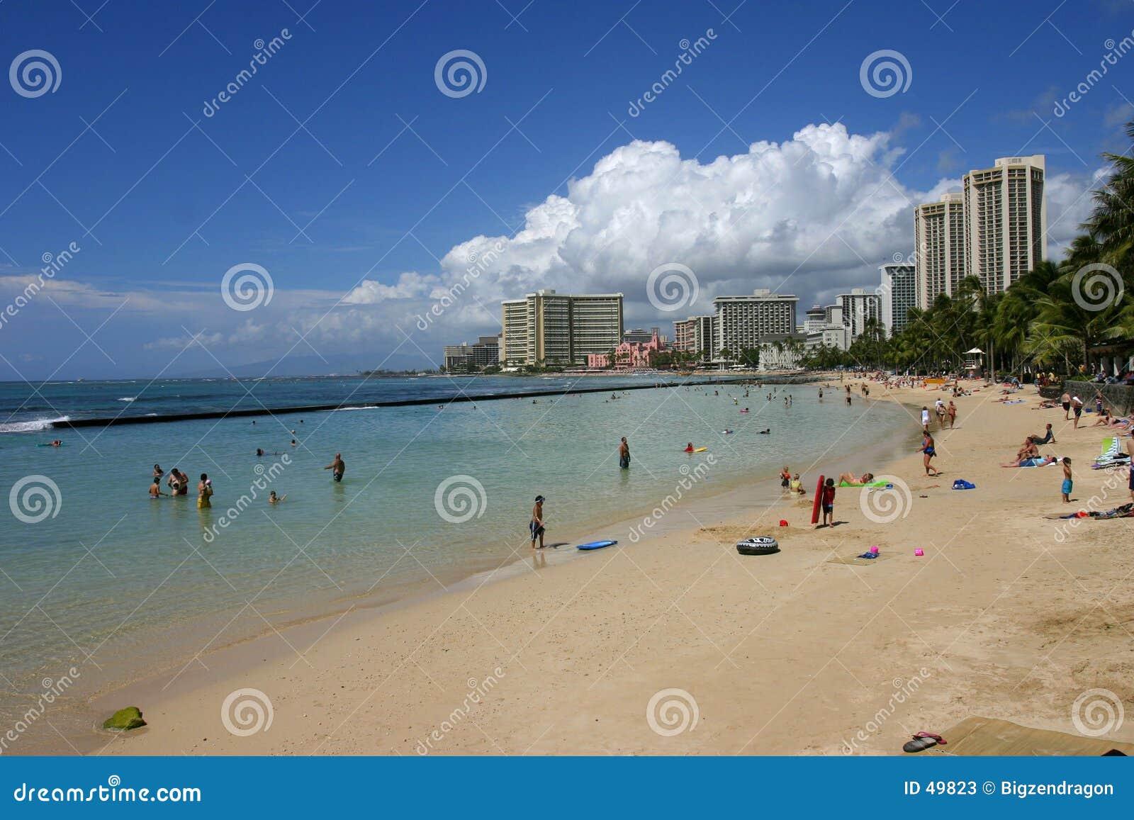 Praia de Waikiki