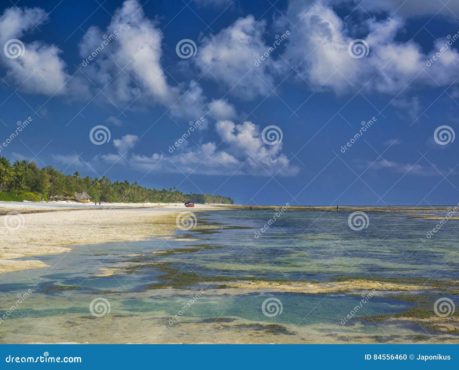Praia de Zanzibar