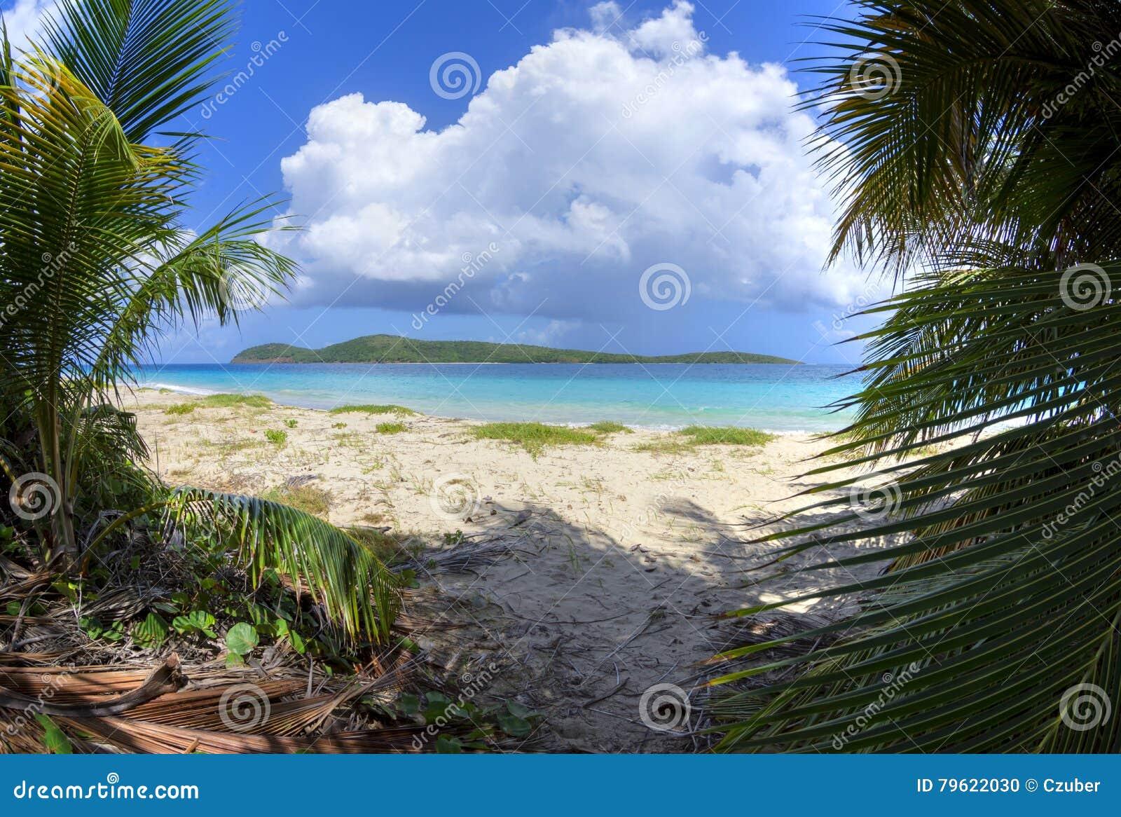 Praia de Zoni e Cay norte