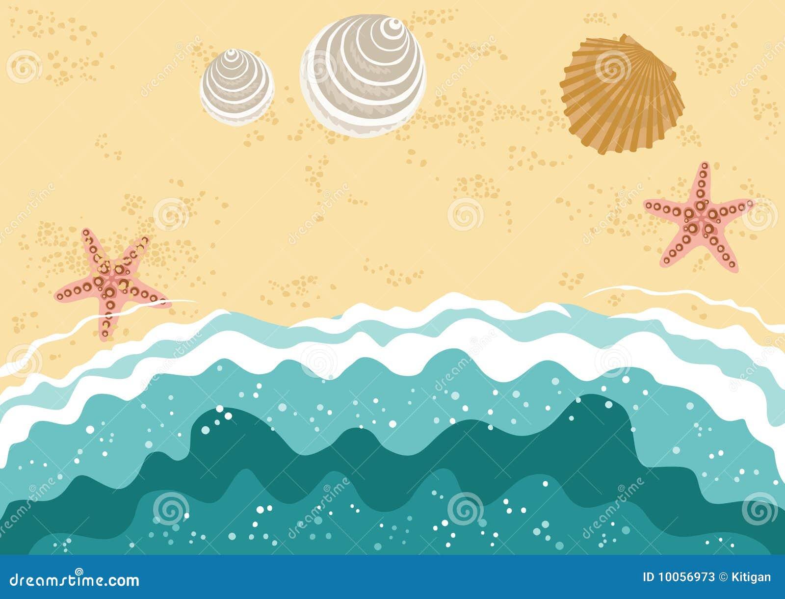 Praia do mar