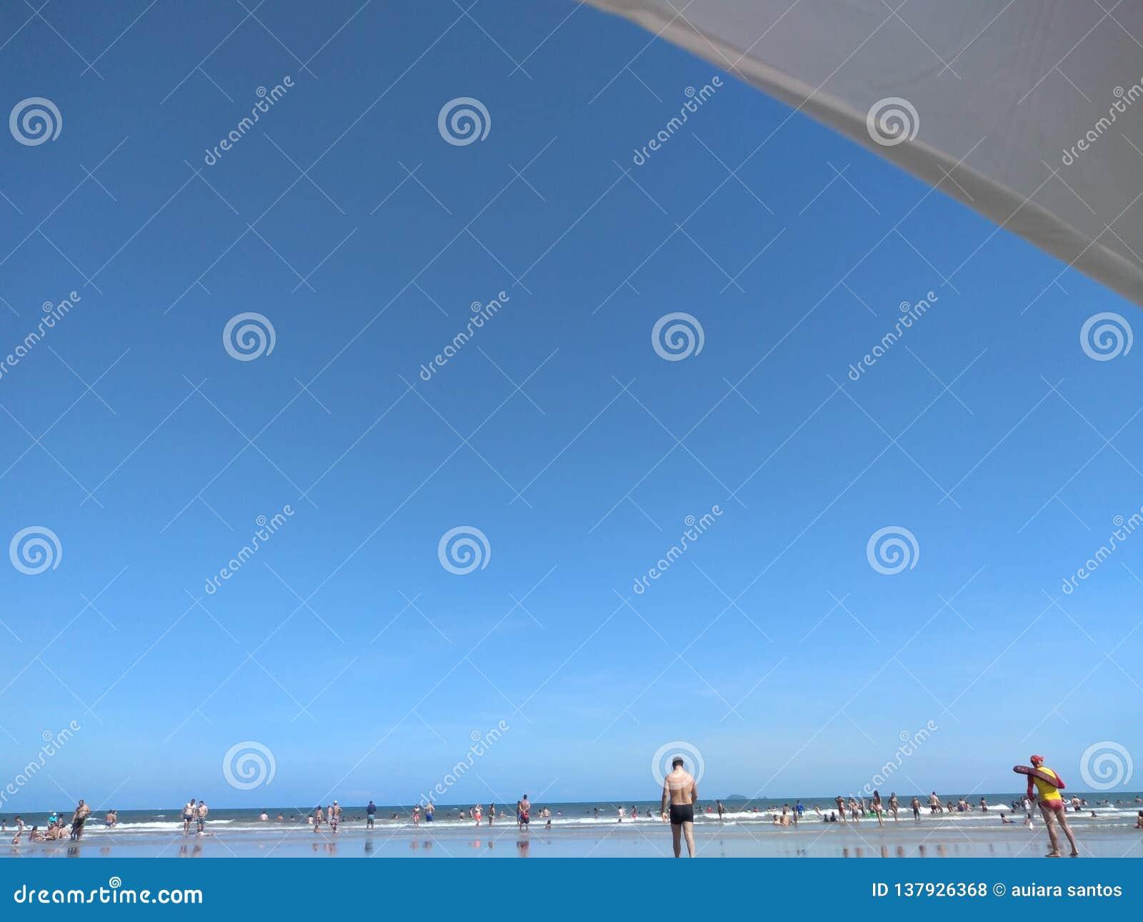 Praia do solenoide