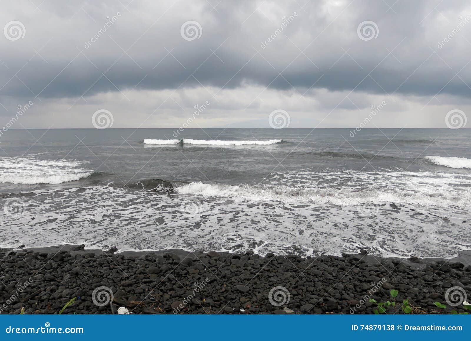 Praia em Limbe