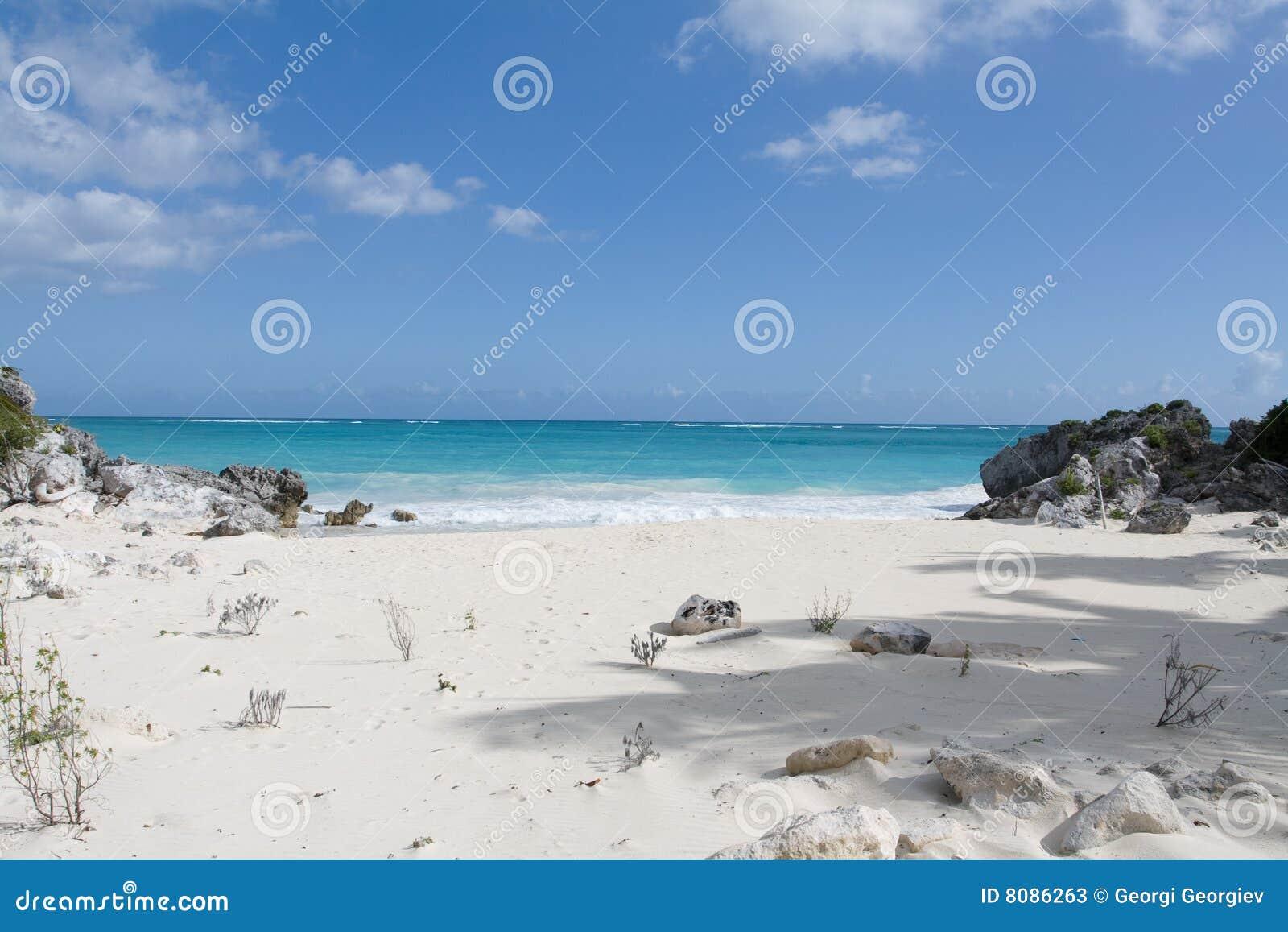 Praia ideal
