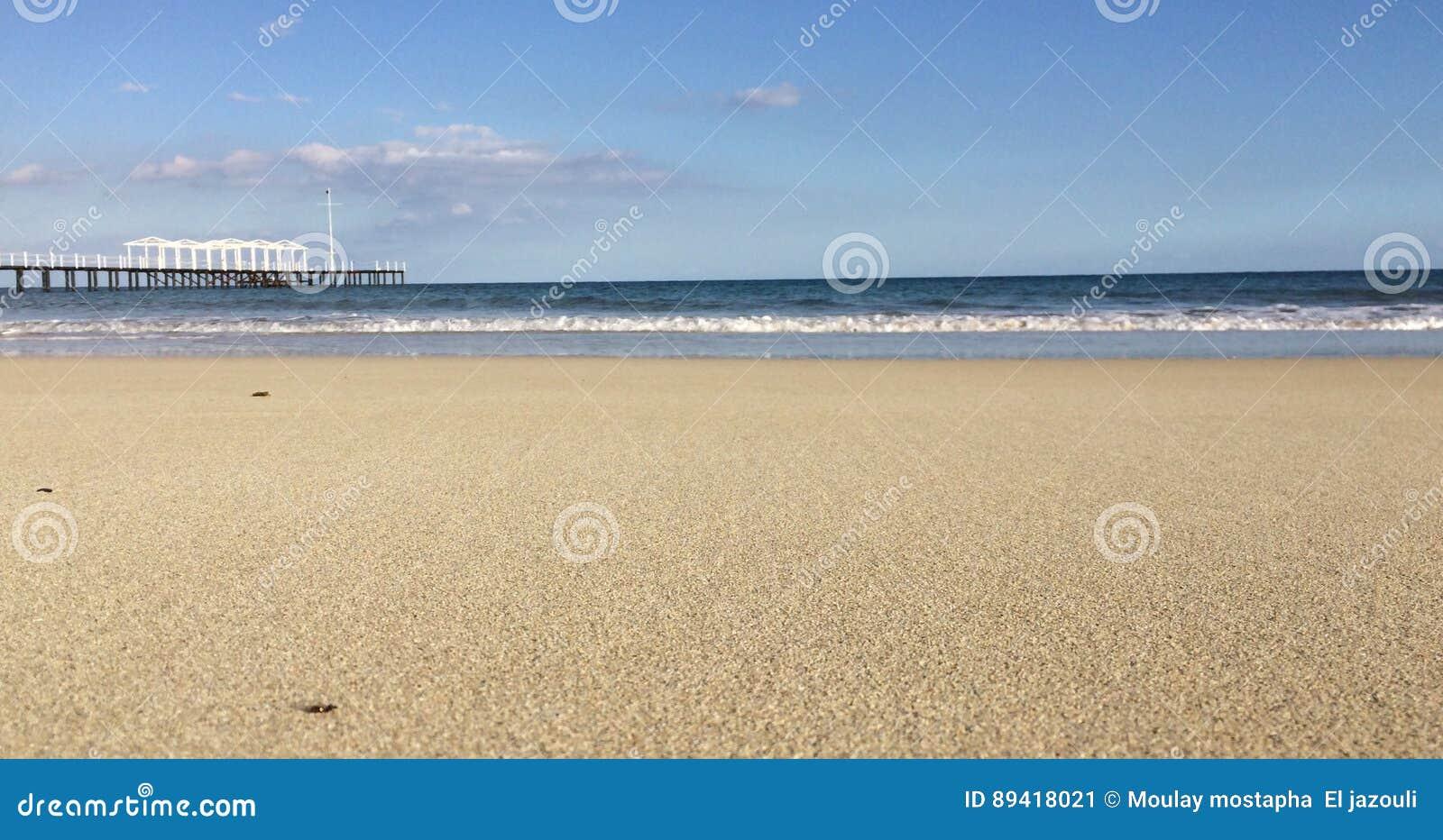 Praia larga