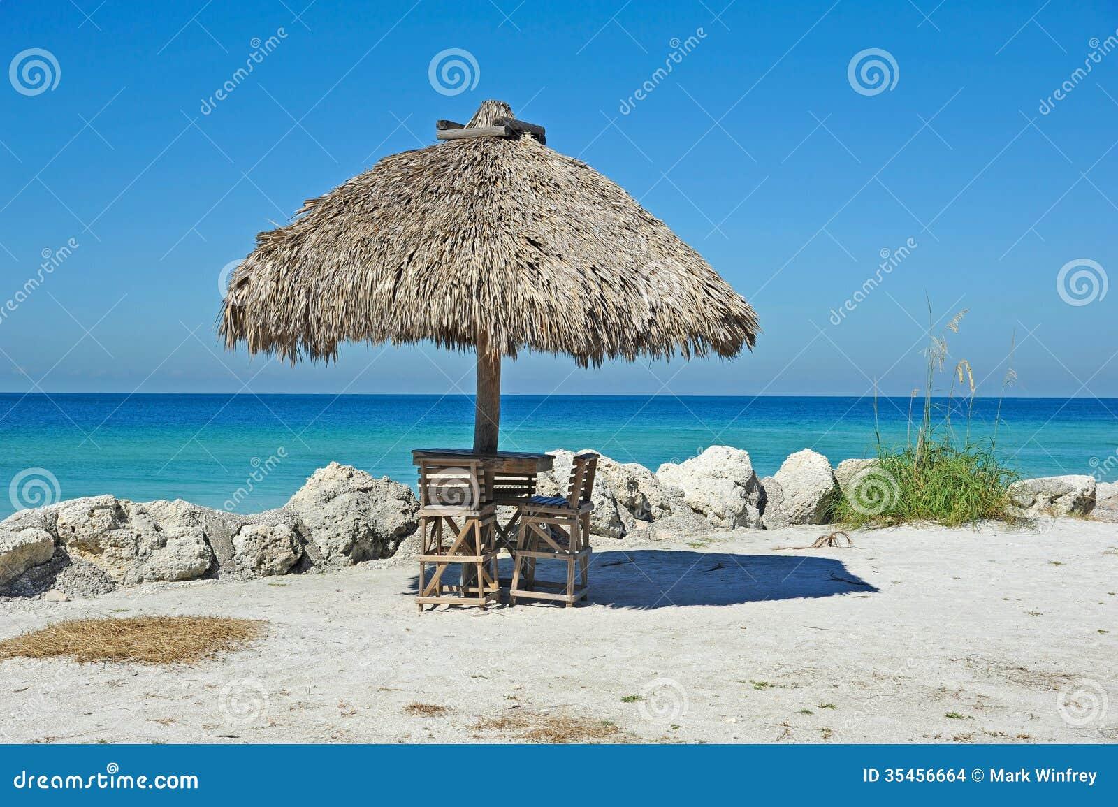 Praia Tiki Hut Bar