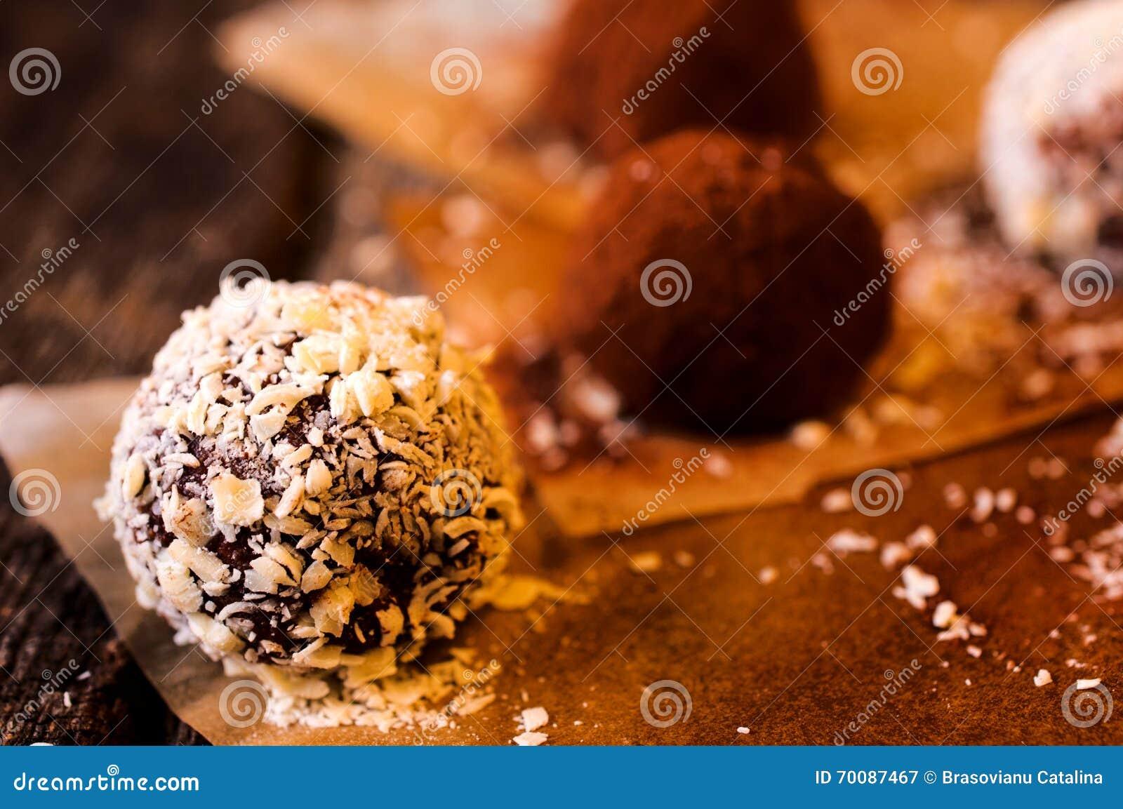 Pralina della noce di cocco