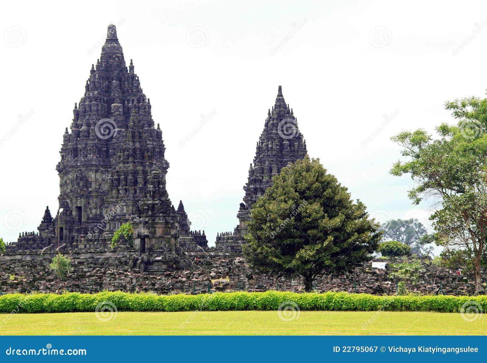 Prambanan ναός της Ινδονησίας