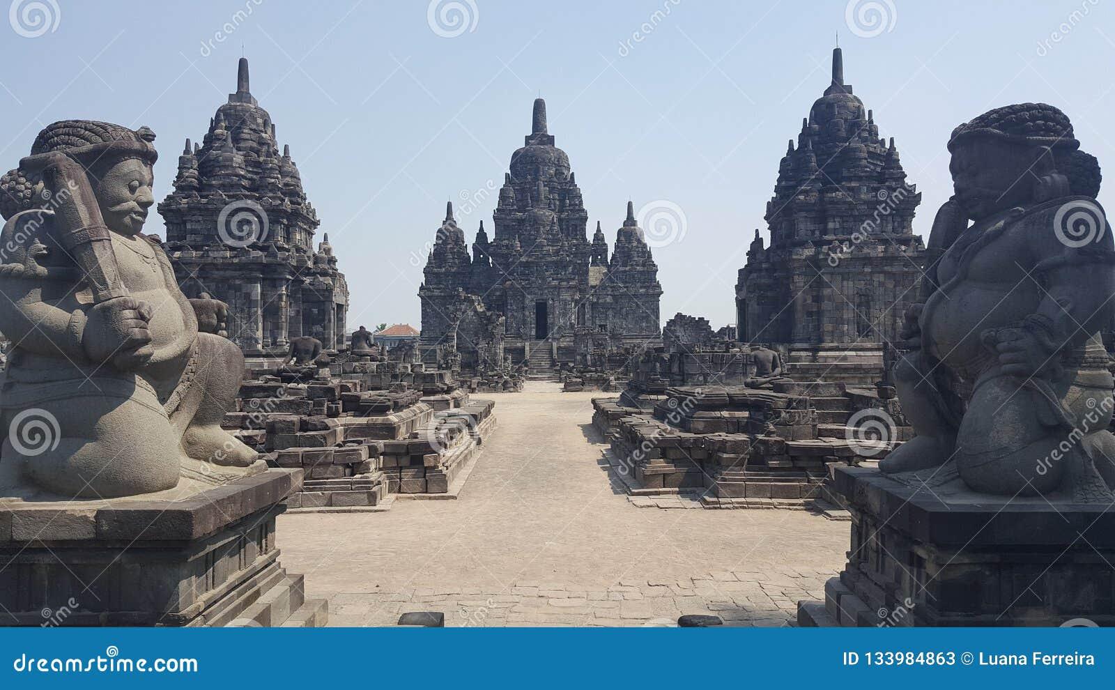 Prambanan ναός