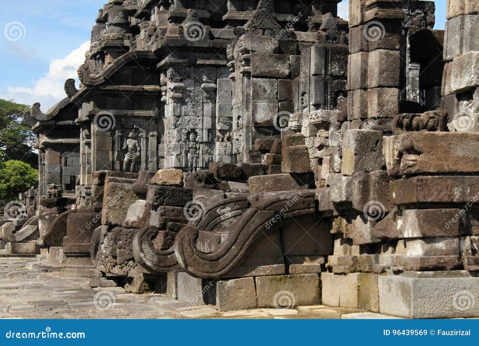 Prambanan-Tempel nahe Yogyakarta