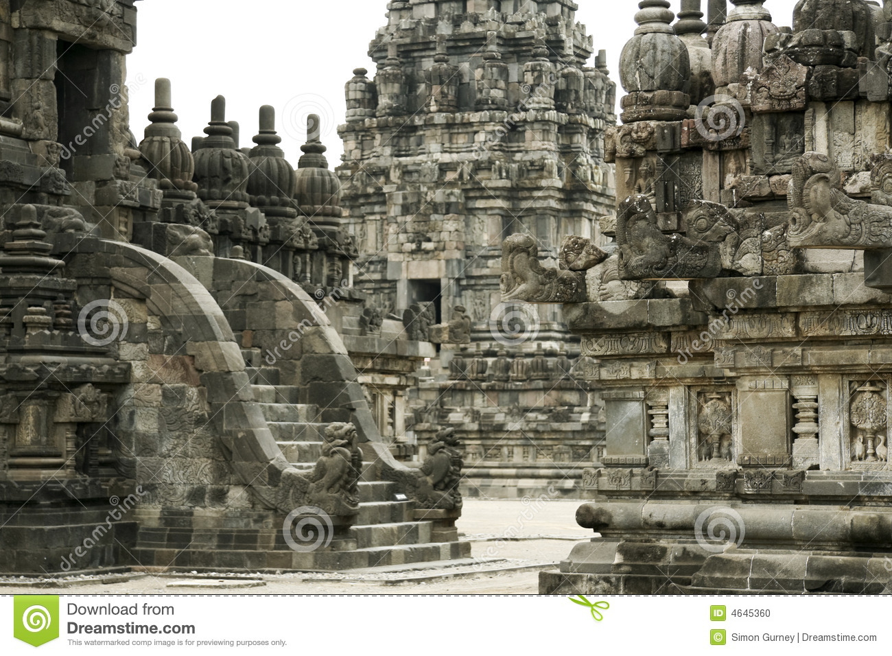 Prambanan temple architecture java stock photo image for Architecture java