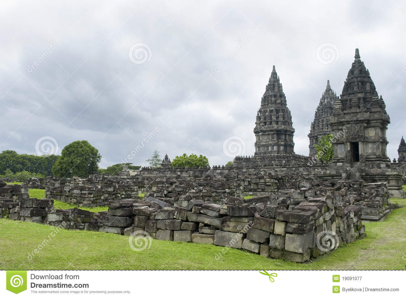 Yogyakarta Indonesia  city photos gallery : Prambanan Temple. Yogyakarta,Indonesia Royalty Free Stock Photography ...