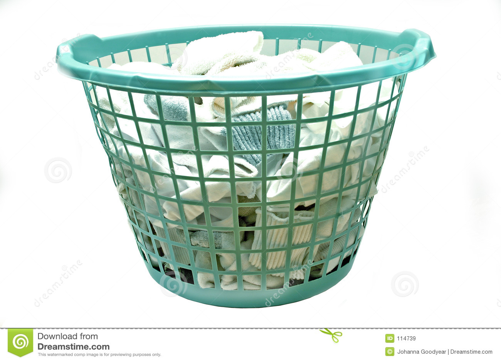 Pranie koszykowa