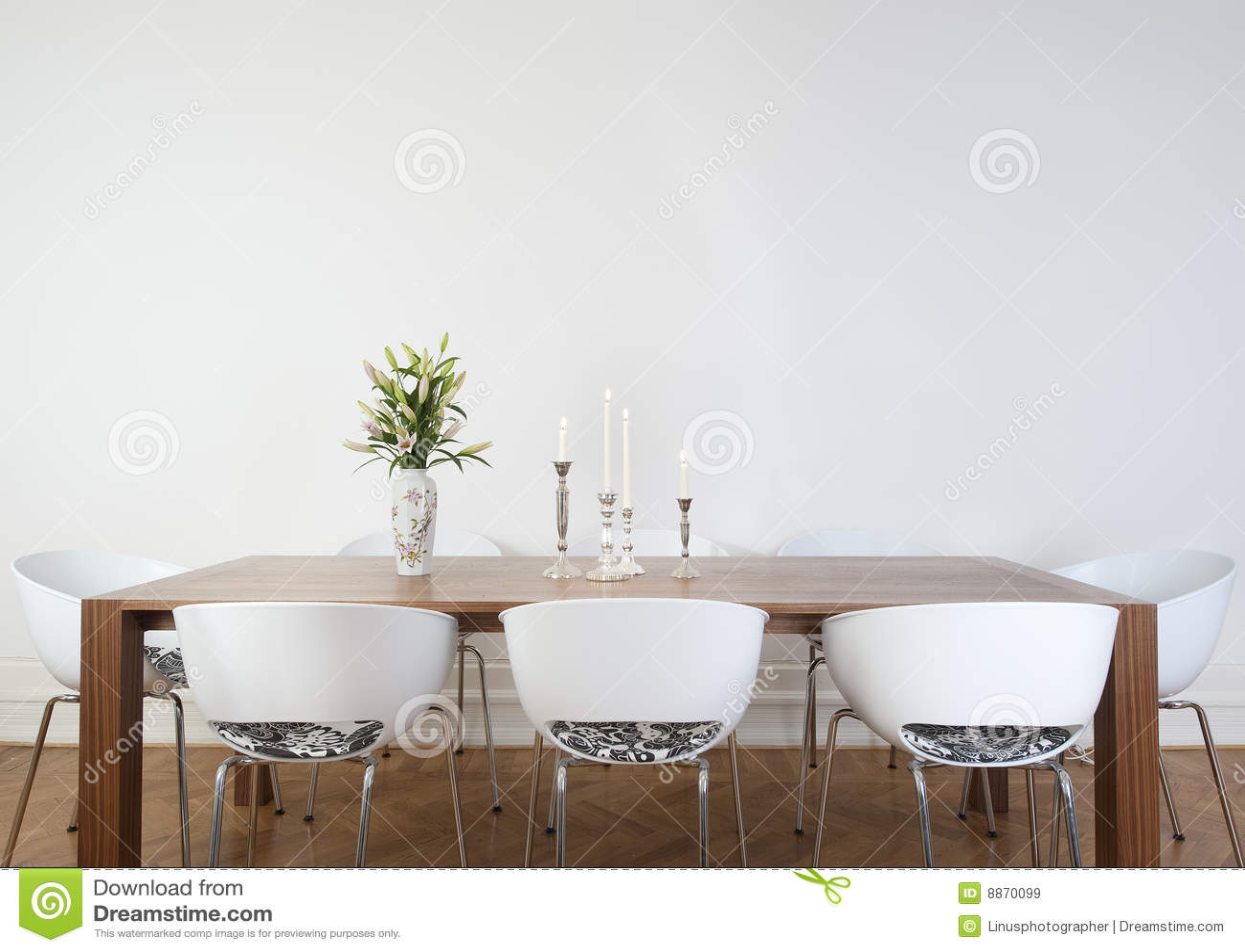 Pranzare stanza moderna