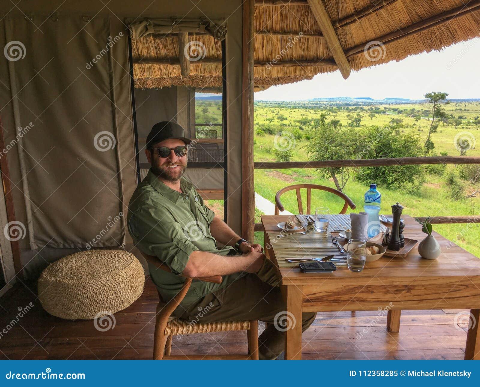Pranzo in Africa